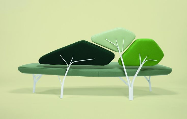 Borghese sofa byNoé Duchaufour Lawrance for La Chance – Hyde version