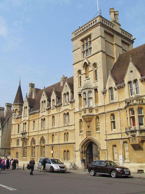 Balliol College, Oxford, England