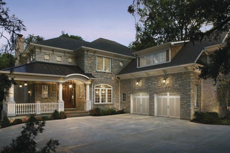 Beautiful Brick Home Love This Exterior Look With The