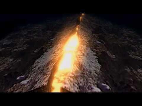 Vulkaanuitbarsting in Ijsland Iceland volcano eruption Izlanda Yanardag patlamasi 2010 - YouTube
