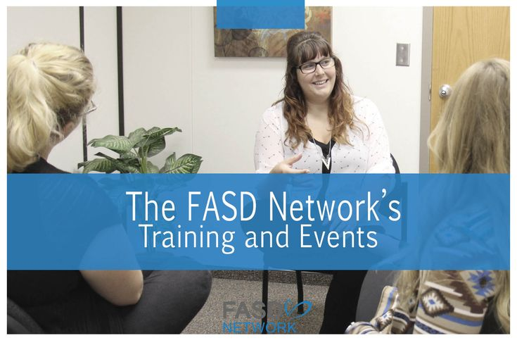 FASD Training and Events from the FASD Network #FASD