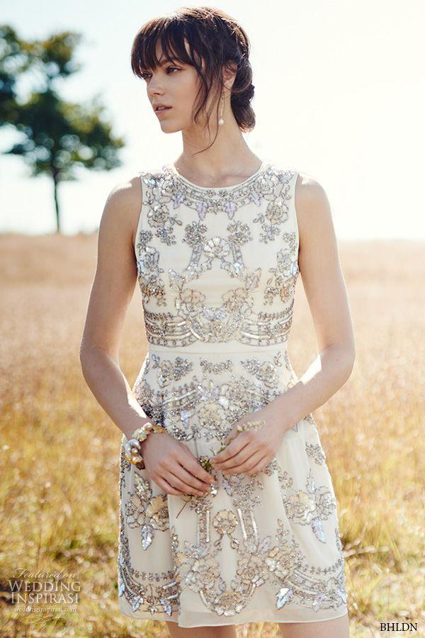 "BHLDN Fall 2016 Bridal Collection — ""By Amber Light"" | Wedding Inspirasi"