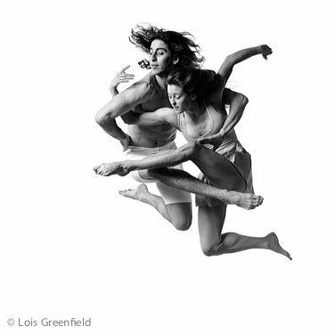 Daniel Ezralow & Ashley Roland  -Photo by Lois Greenfield