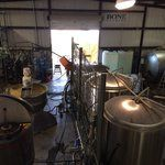 Bone Spirits Distillery - the No. 1 attraction in Smithville, TX according to Trip Advisor.  They have a tasting room!