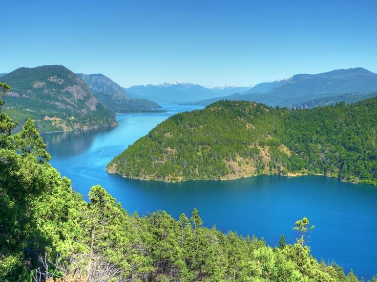 Lácar Lake, Argentina