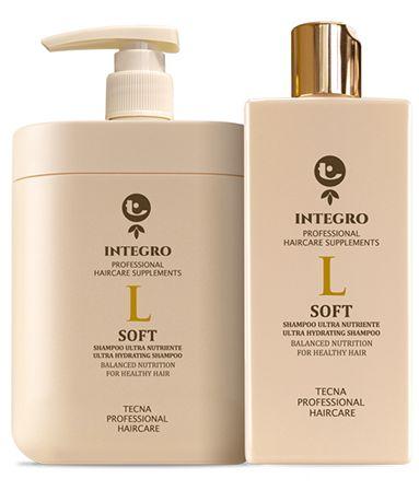 Integro Soft: Shampoo per capelli grossi e rigidi, apporta morbidezza e flessibilità