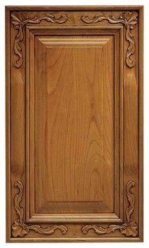 HAND CARVED DOORS Craftsman. Cabinet Door StylesKitchen ...
