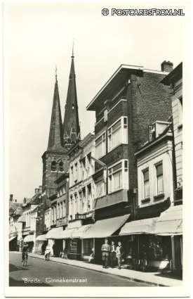 Breda, Ginnekenstraat 1959