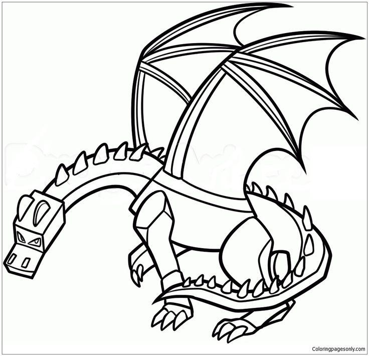 12 best Minecraft Coloring Page images on Pinterest | Páginas para ...