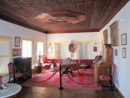 Inside Bouboulinas Museum | Το σαλόνι της Μπουμπουλίνας όπως σώζεται σήμερα.