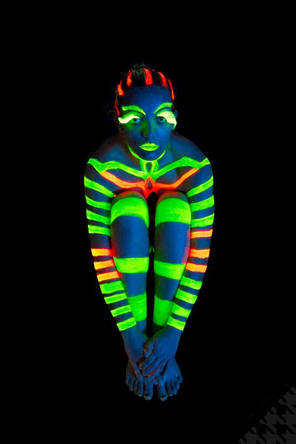 72 Best Uv Blacklight Paint Images On Pinterest Black