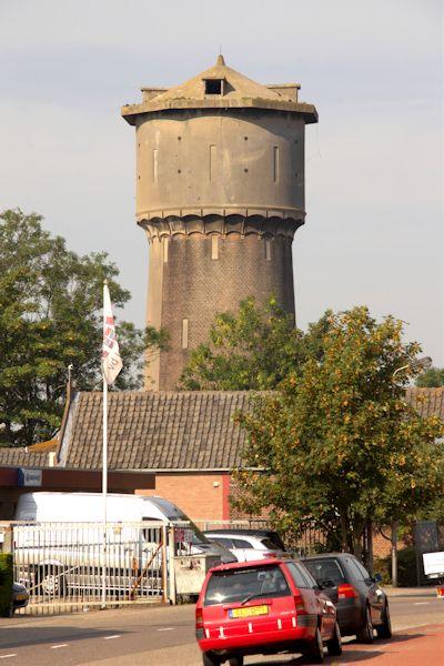 Watertoren Sliedrecht (Rivierdijk)