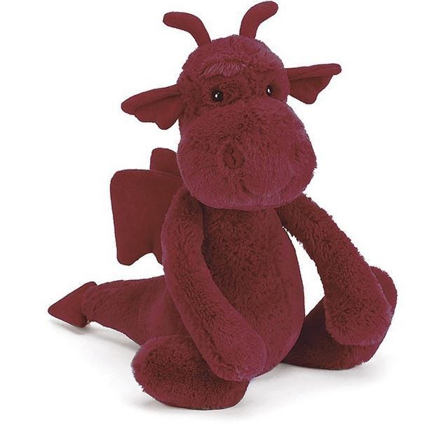 Jellycat - Bashful Dragon from TUSK homewares