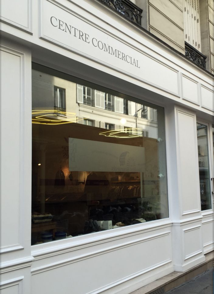 greyhound paris concept store
