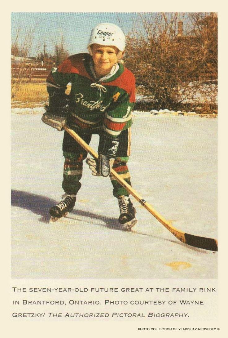 Уэйн Гретцки! #хоккей #детство #дети #канада #лёд #icehockey #ice #waynegretzky #canada #зима #НХЛ #NHL