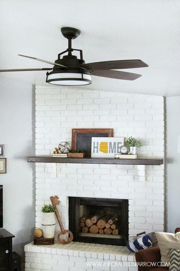 17 mejores ideas sobre pintar ventiladores de techo en for Ventiladores de techo alcampo