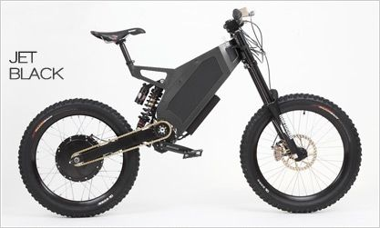 The Bomber by Stealth Electric Bikes USA $9,900.