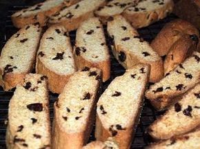 Easy Biscotti Recipe with Cake Mix