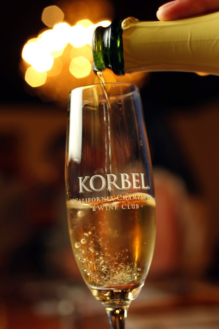 Visiting Korbel Champagne Cellars in Guernville is like taking a step back in time; the cellars first opened in 1882. The historic building, is a different sort of tasting room experience with rich history and delicious glass of bubbly. (John Burgess / The Press Democrat)