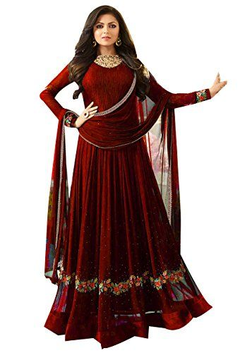 suit for women latest design suit salwar suit material  fashion  ethnic   indianoutfits  trending  red  wedding 4ede9b1bc2