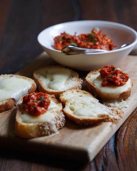 Sundried Tomato Tapenade