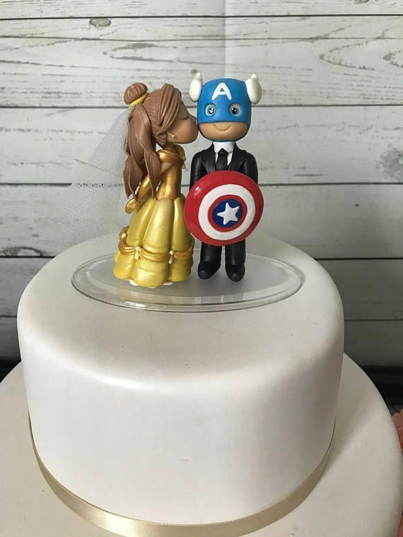 Wedding Cake Topper Figurine Wedding Cake Toppers Marvel