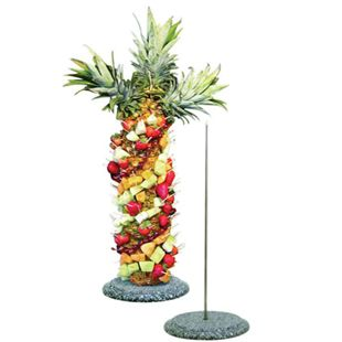 Pineapple Tree Display Stand, FPT-35612, $258.40