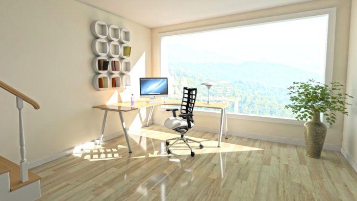 Home Office Zoom Background Download Modern Virtual Backgrounds Ide Dekorasi Rumah Desain Kantor Rumah Arsitektur Interior