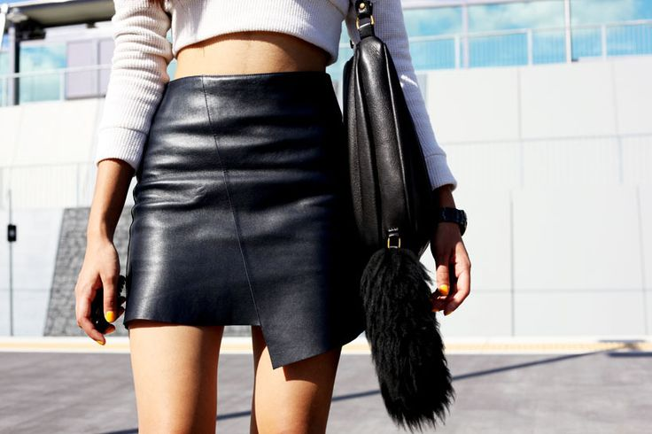 Black and White. Kahlo skirt. No.1 on my want list right now