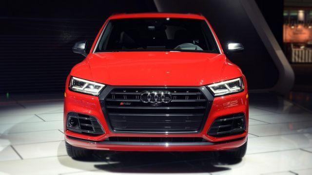 2019 Audi Sq5 Audi New Suv Audi Q5