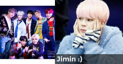 Jimin :) | Who is your BTS soulmate?