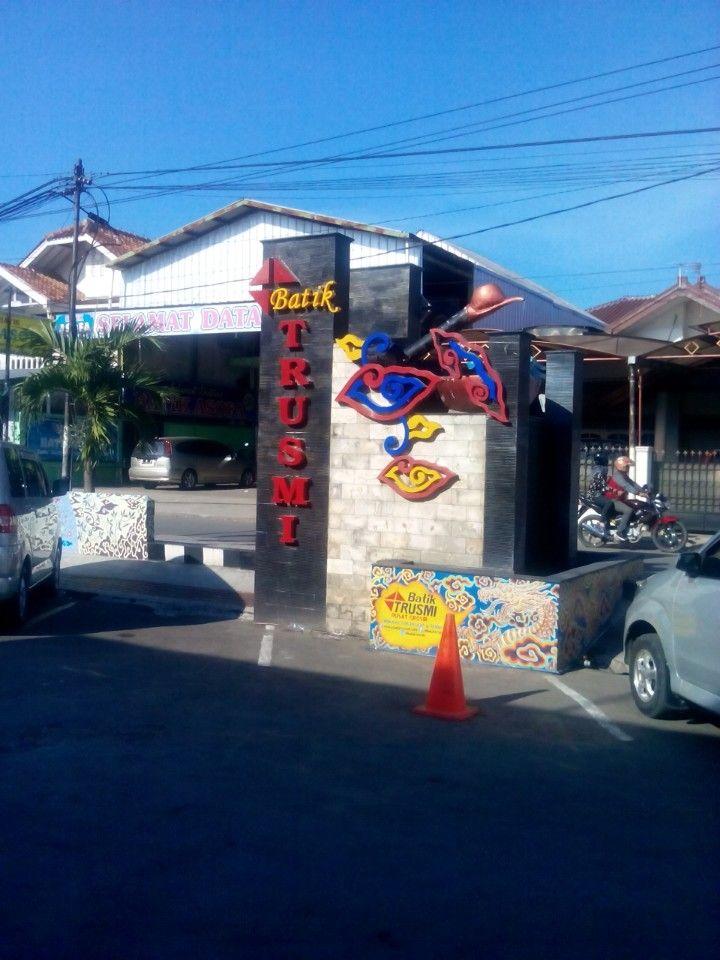 Pusat Grosir Trusmi Batik Cirebon di Cirebon, Jawa Barat | http://ebatiktrusmi.com/