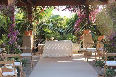 Ceremonia civil. Weddings in Spain. www.eljardindemam... Facebook: www.facebook.com/... Blog: eljardindemamaana
