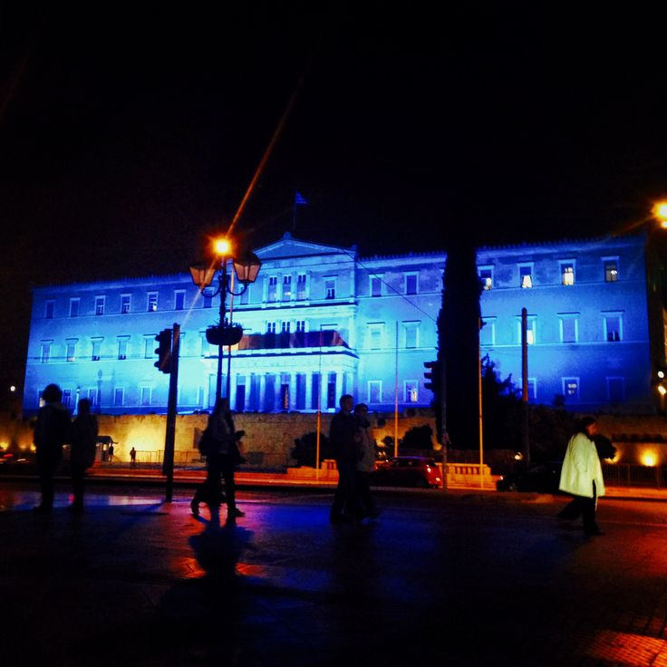#greek #parliament #center #Athens #greece