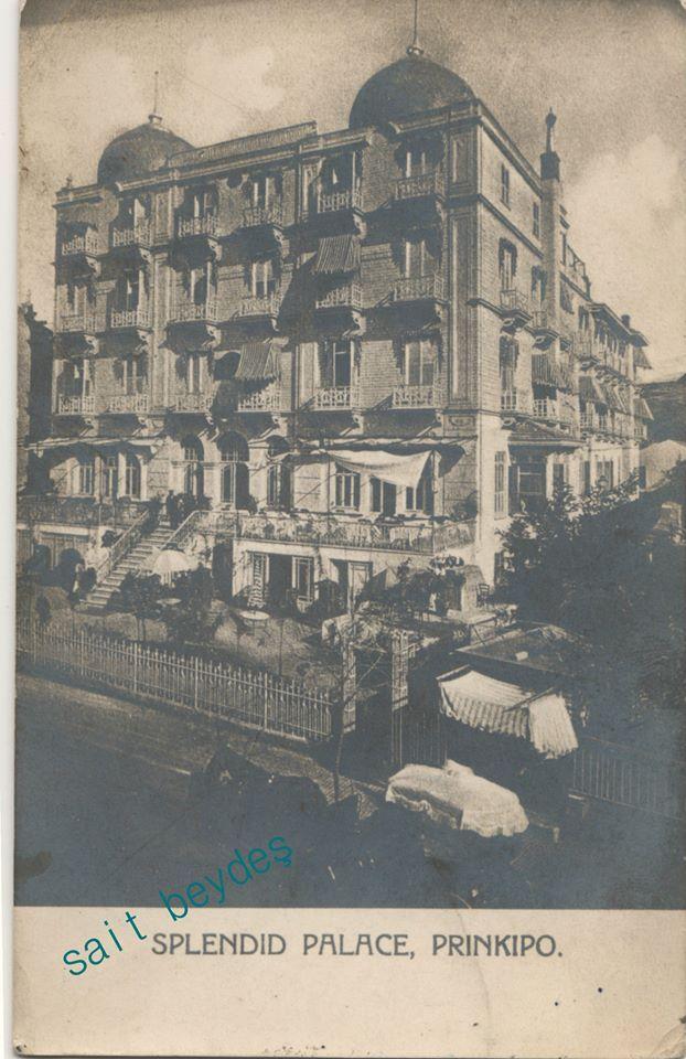 büyükada splendid hotel
