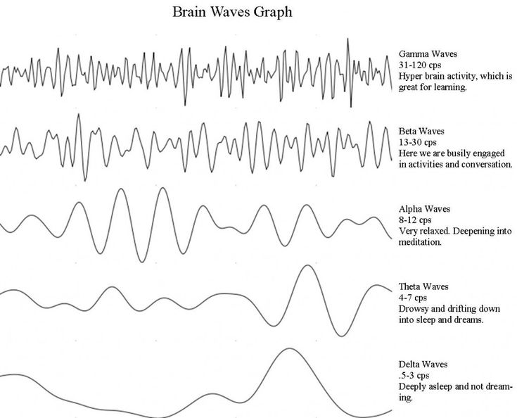 In this article, you will read about the different brain wave types (Theta, Delta, Alpha, Beta, Gamma, Lambda and Epsilon waves) and learn about binaural beats and brainwave entrainment.