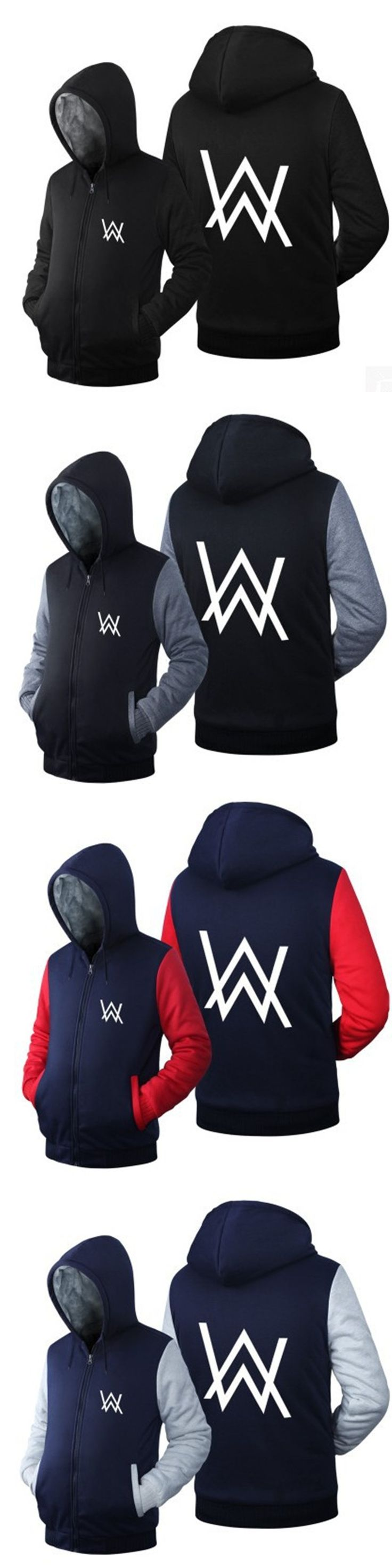 The 955 Best Alan Walker Images On Pinterest Dj And Jaket Sweater Zipper 2017 New Sweatshirts Winter Fleece Hoodies Pure Cotton Faded Electric Hoodie