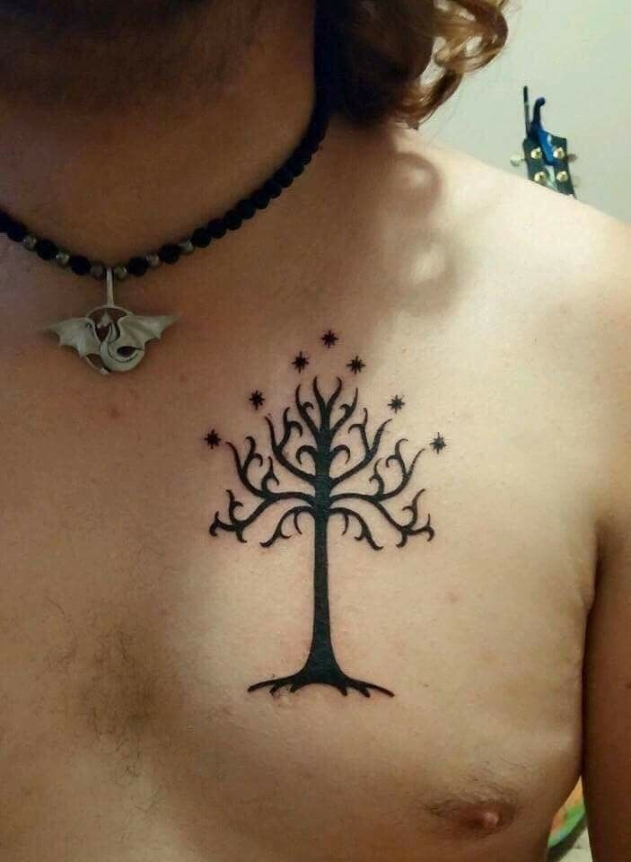 Best 20+ Tree of gondor tattoo ideas on Pinterest