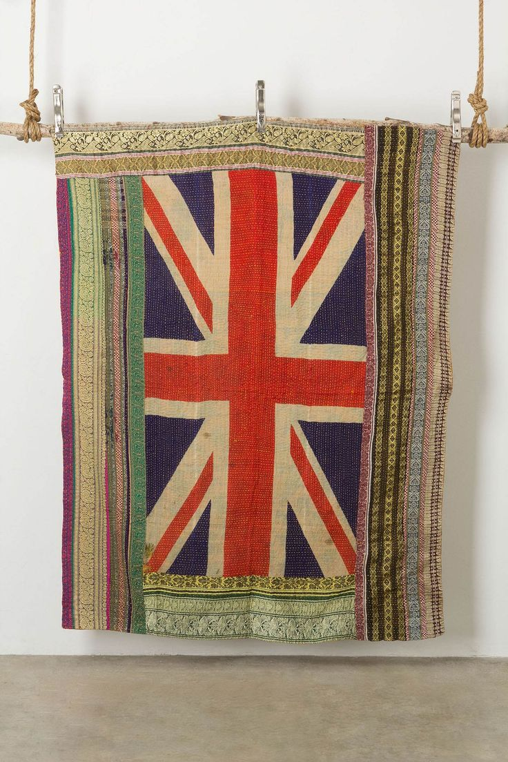 Commemorate the London Olympics With Home Decor Featuring the Union Jack