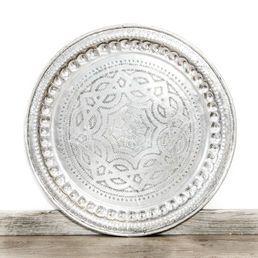 Zoco Home_ Moroccan tray 75cmhttp://shop.zocohome.com/product/197/vintage-tray-75cm#.U_kA9vl_s1I