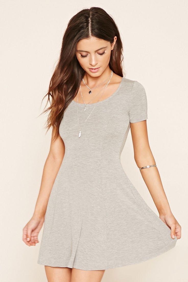 Vestido Mini Línea A