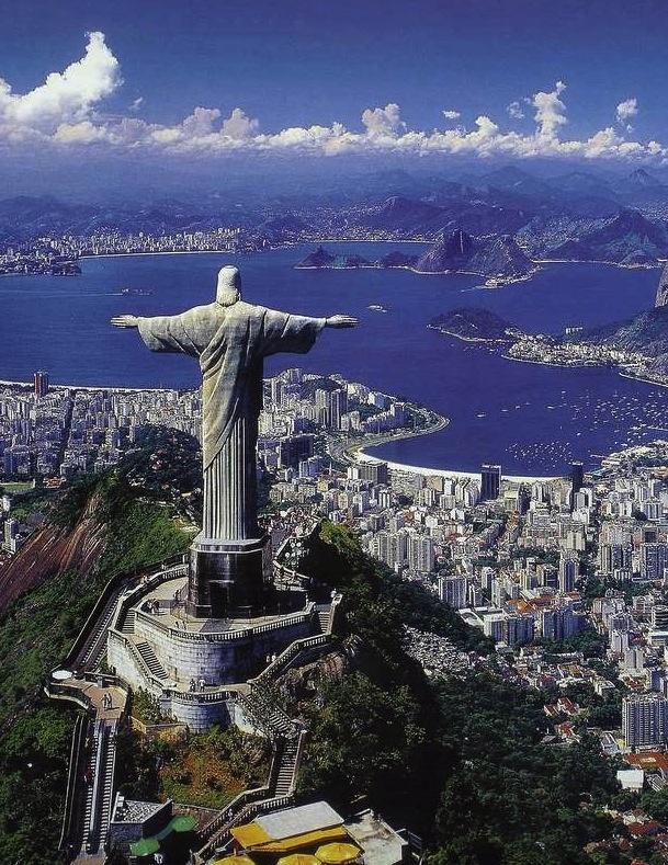 Rio de Janeiro, Brazil. Let Uniglobe Travel Designers help get you there! www.uniglobetraveldesigners.com