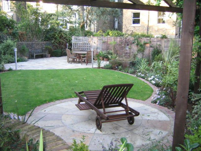 small and large garden design landscape gardeners and designers kensington london