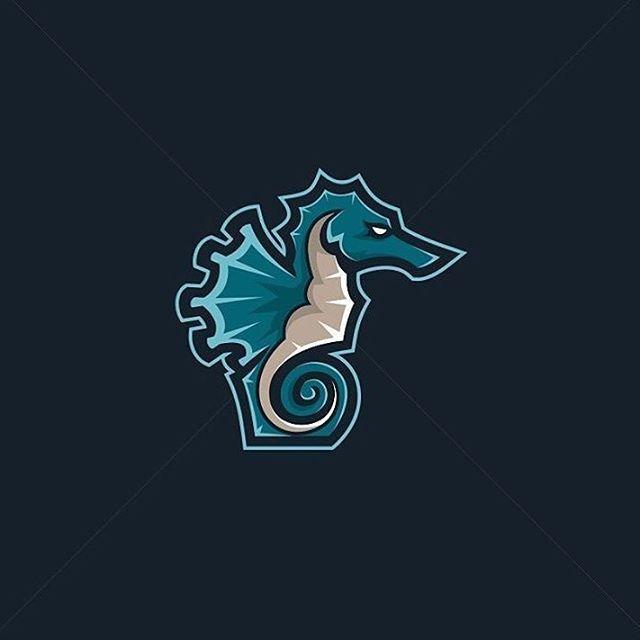 Logo Inspiration Seahorse Logo Idea Design Made By Rendycemix Hire Quality Logo And Branding Designers At Twine Logo Design Startup Logo Logo Inspiration