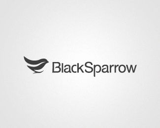BlackSparrow Logo