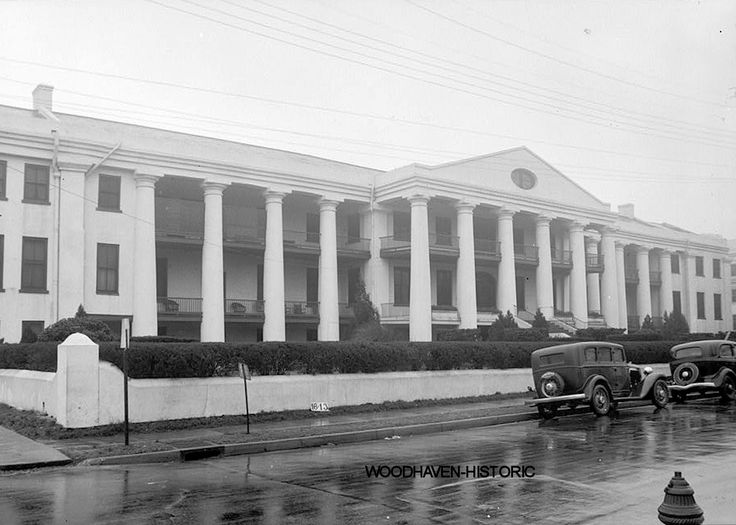 Old city hospital mobile al 1934 photo is a historic for Building a house in alabama