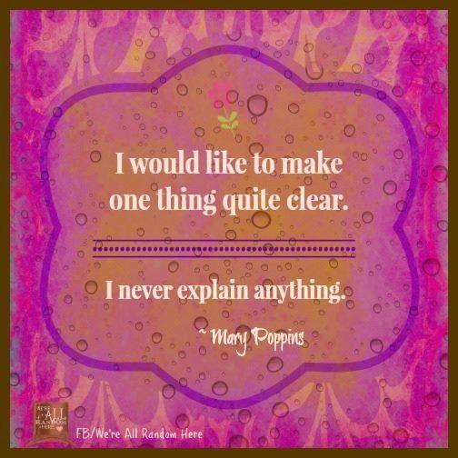 Mary Poppins ❤️