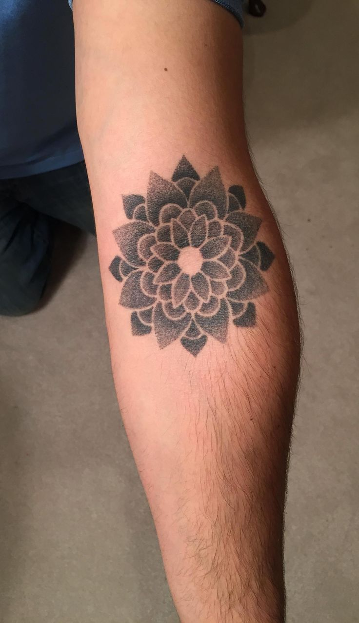 Route 66 tattoo picture at checkoutmyink com - Lotus Flower By Matthew Hitt At Brightside Tattoo Baltimore Md