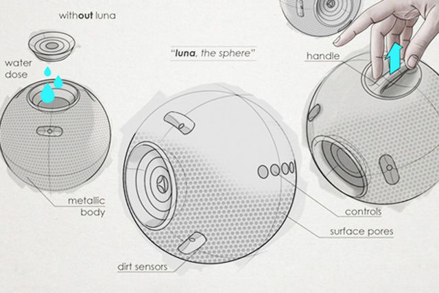 Toss This Metal Ball in the Hamper, and Kiss Your Washing Machine Good-Bye