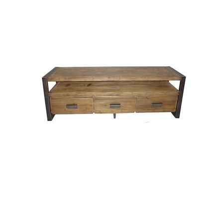 PIOLA TV TABLE NATURAL